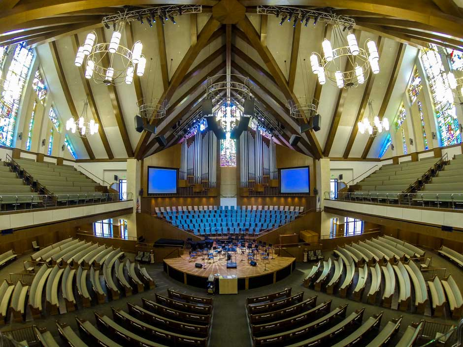 LD Systems House of Worship Sound Integration