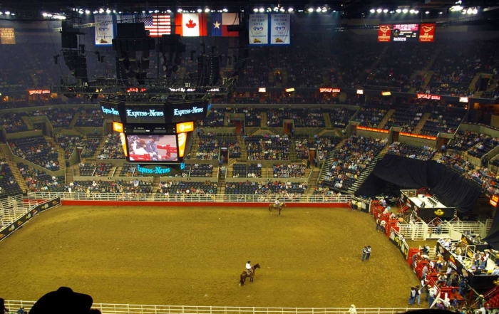 San Antonio Rodeo Named Large Indoor Rodeo of the Year for Ninth Consecutive Year