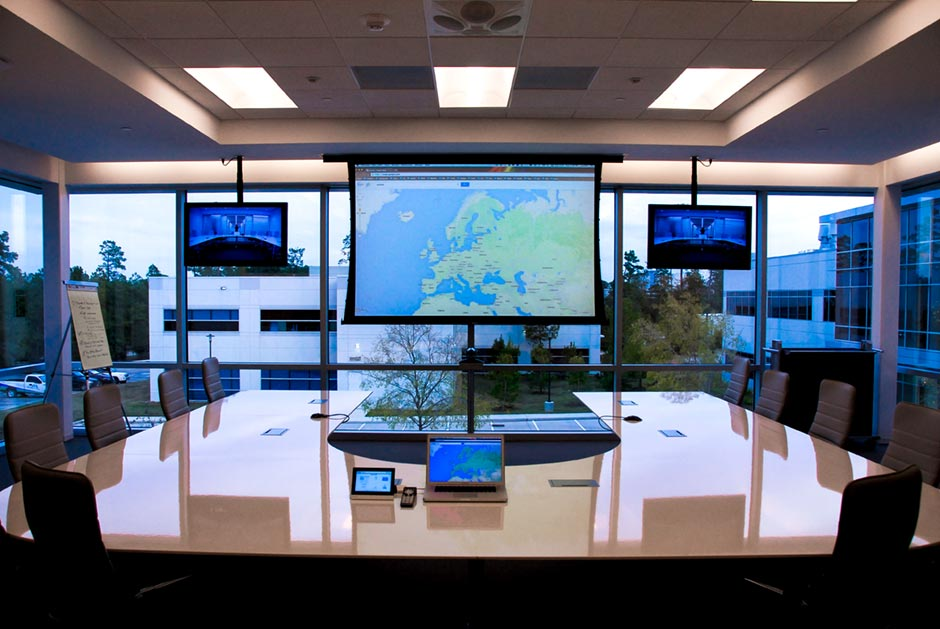 LD Systems Video Conference Collaboration Room Design