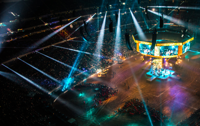 PLSN – LD Systems Lights Long Roster of Artists at Houston Rodeo