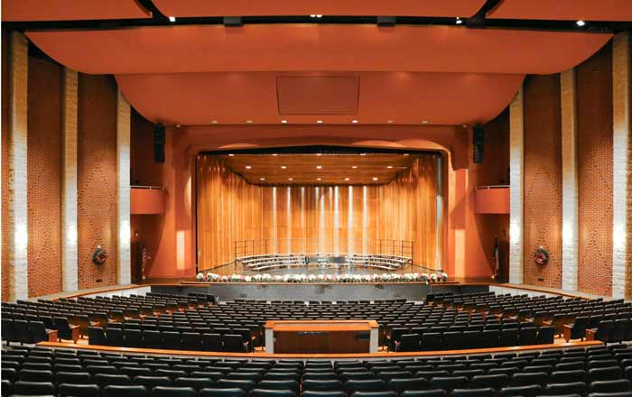 LD Systems Deer Park performing Arts Center