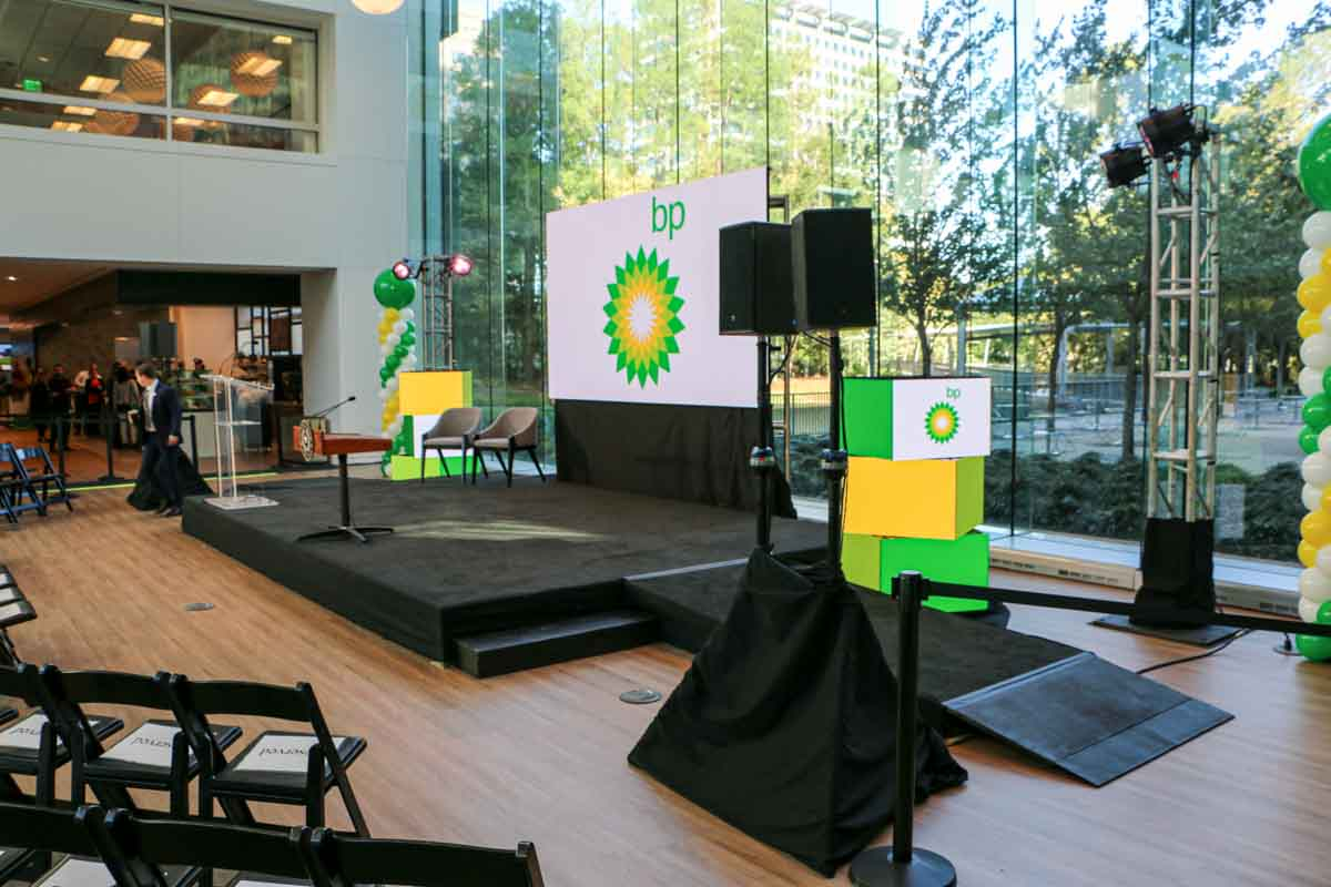 BP America Westlake One stage equipment right perspective