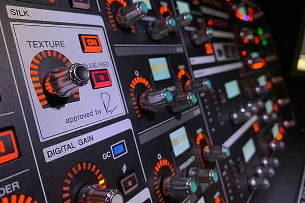 Yamaha Audio Console