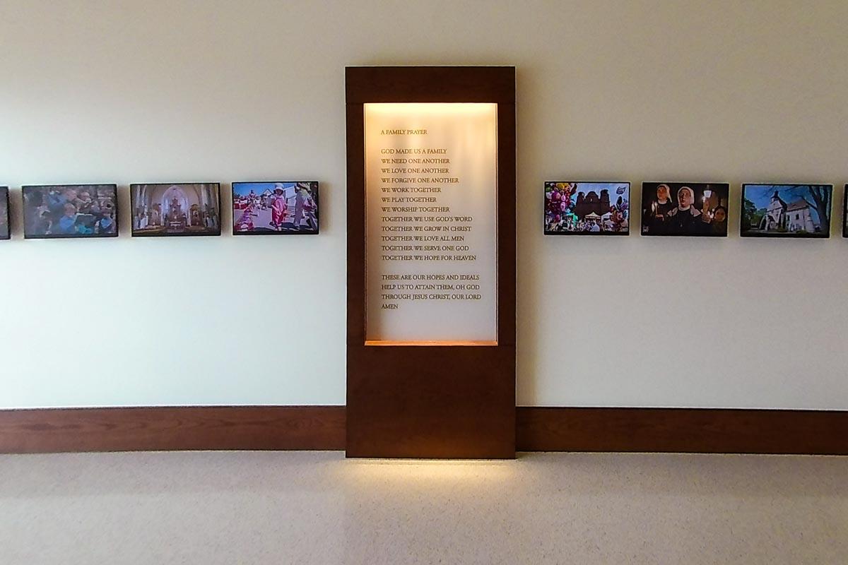 Museum diigital displays