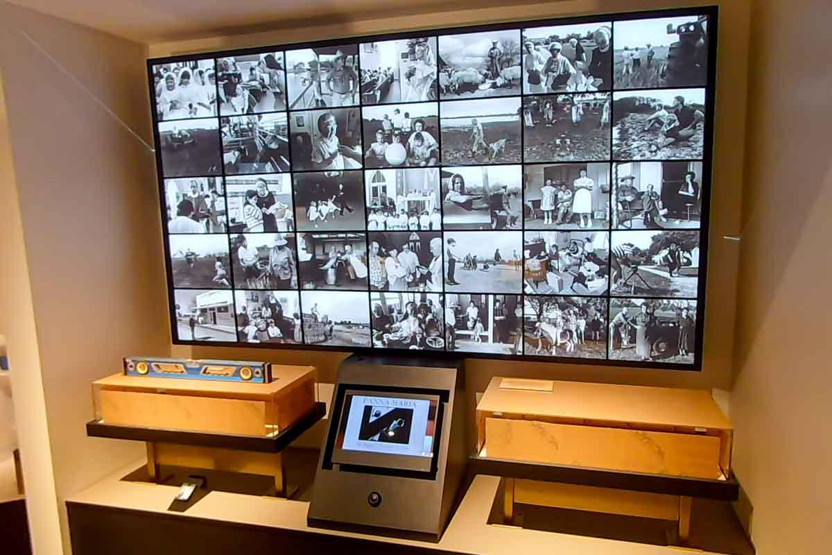 Interactive Video Display