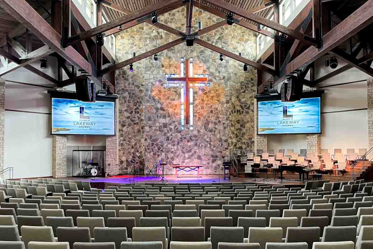Lakeway Church Sanctuary