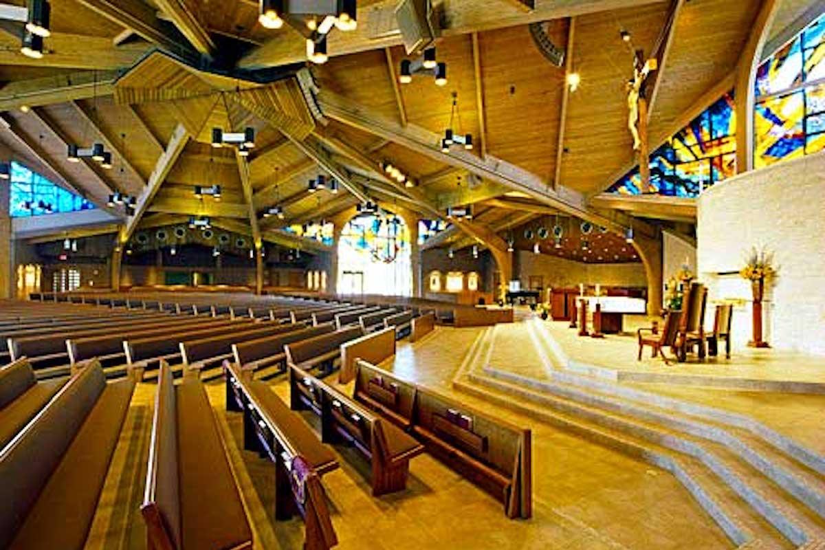 St. Lawrence Catholic Church Audio