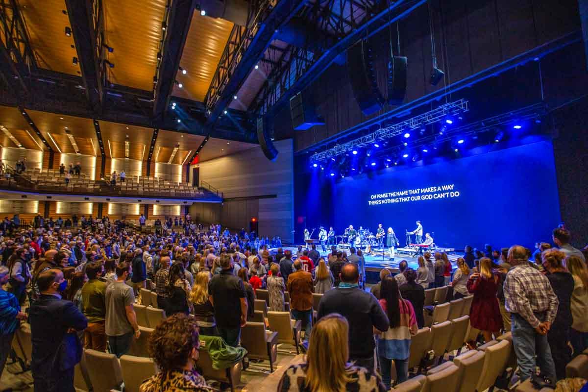 Austin Ridge Bible Church Worship Service Video