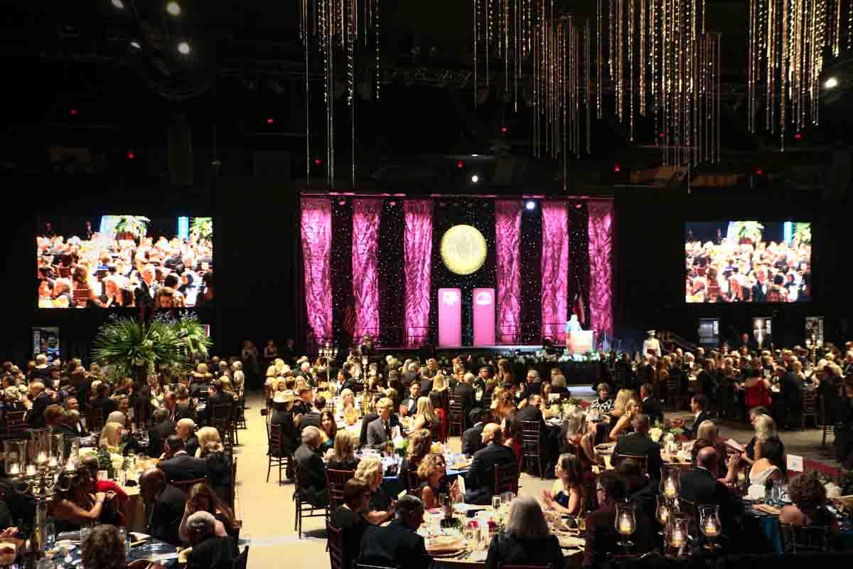 Distinguished Alumni Gala Event Guests